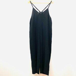 BOBI Black Cami Jumpsuit NWT